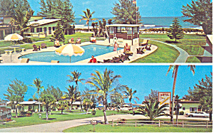 Westchester Motel Vero Beach  Florida Postcard p19387 (Image1)