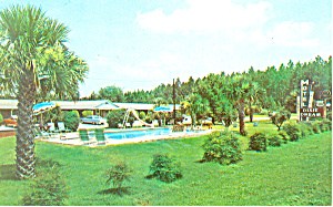 Dixie Dream Motel Dillion South Carolina Postcard P19389