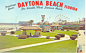 Ferris Wheel Daytona Beach Florida P19424