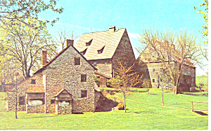 Historic Ephrata Cloister, Ephrata,Pennsylvania (Image1)
