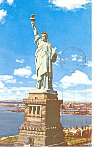 Statue Of Liberty New York Harbor  New York p19441 (Image1)