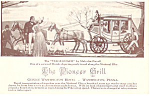 Pioneer Grill George Washington Hotel Washington PA p19442 (Image1)