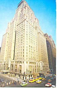 Hotel New Yorker New York City New York p19444 (Image1)