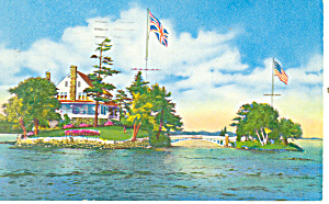 Thousand Islands Toronto Ontario Canada P19596