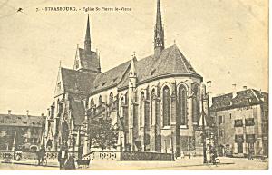 Strasbourg  France Eglise St Pierre le Vieux p19665 (Image1)