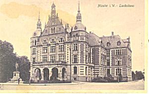 Munster Germany Landeshaus p19690 (Image1)