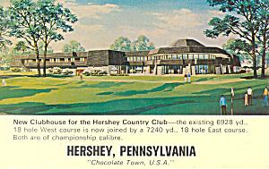 Hershey Country Club Hershey Pennsylvania p19700 (Image1)