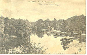 Metz France,Nouvelles Promenades (Image1)