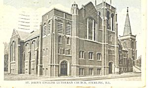 St John s English Lutheran Sterling Illinois p19736 (Image1)