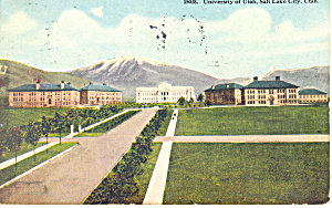 University Of Utah Salt Lake City Utah p19746 (Image1)
