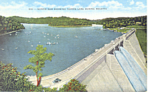 Norris Lake and Dam, Tennessee p19750 (Image1)