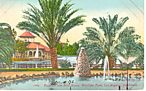 Boat House Westlake Park Los Angeles California p19766 (Image1)