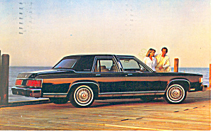 1986 Mercury Grand Marquis (Image1)