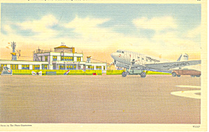 Philadelphia Airport Philadelphia Pennsylvania DC-3 p19813 (Image1)