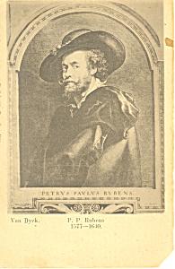 Van Dyek, P P Rubens (Image1)