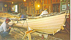 Boat Shop Mystic Seaport  Connecticut p19880 (Image1)