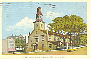 St Paul's Church Halifax Nova Scotia Canada p19888 (Image1)