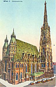 Stefanskirche Vienna Austria p19900 (Image1)