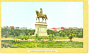 Washington Monument Boston Massachusetts p19959 (Image1)