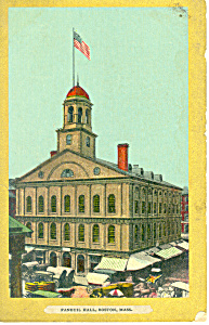 Faneuil Hall,Boston,Massachusetts (Image1)