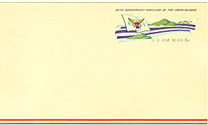UXC6 6 Cent Virgin Island Postal Card (Image1)