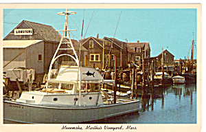 Fishing Boats  Menemsha Martha s Vineyard p20117 (Image1)