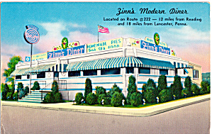 Zinns Modern  Diner, Denver, Pennsylvania (Image1)