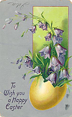 Easter Vintage Postcard p20190 Raphael Tuck (Image1)