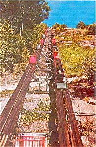 Mt Cranmore Skimobile Tramway Postcard p2044 (Image1)