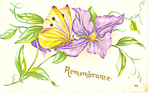Remembrance Postcard p21059 (Image1)