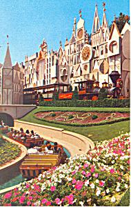 It s a Small World Disneyland California p21090 (Image1)