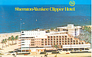 Sheraton Yankee Clipper Hotel Ft Lauderdale P21098