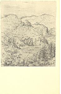 Waltersburg Peter Brueghel the Elder Postcard p21138 (Image1)