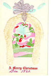 A Merry Christmas Novelty card (Image1)