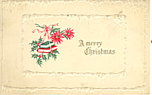 A Merry Christmas Postcard p21189 (Image1)
