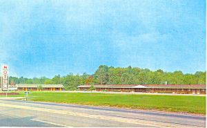 Wagon Wheel Motel Meadville Pennsylvania p21222 (Image1)