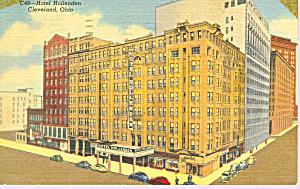 Hotel Hollenden Cleveland Ohio p21255 (Image1)