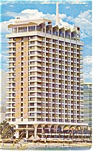Hotel Paraiso Marriott Acapulco Mexico Postcard p2125 (Image1)