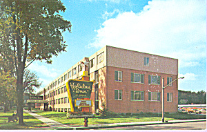 Holiday Inn Watertown New York Postcard P21299