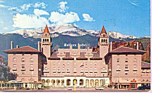 Antlers Hotel  Colorado  Springs  Colorado p21322 (Image1)