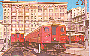 Car #1524 Pacific Electric Railway Trolley (Image1)