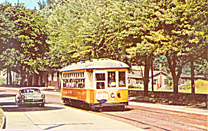 Car 352 Johnstown Traction Co Trolley P21339