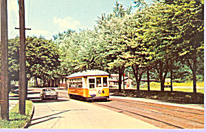 Car #352 Johnstown Traction Co. Trolley (Image1)