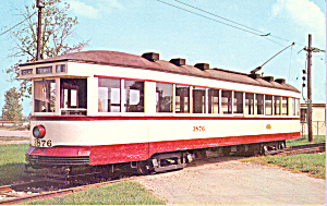 Car # 3876, Detroit Street Railway (Image1)