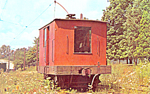 West Penn Railways Locomotive No 1 p21355 (Image1)