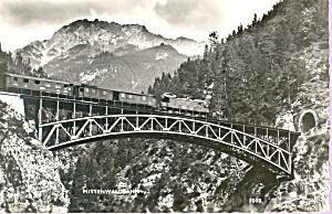 Passenger Train of Mittenwaldbahn p21360 (Image1)