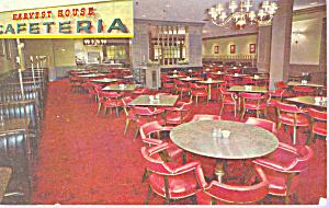 Harvest House Cafeteria Lancaster Pennsylvania p21366 (Image1)