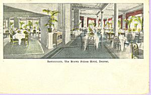 Restaurants Brown Palace Hotel Denver Colorado p21369 (Image1)