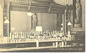 Famous Teller House Bar Central City  Colorado p21372 (Image1)