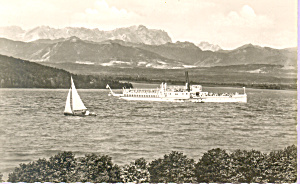 The Augsburg on the Ammersee Germany p21385 (Image1)